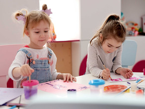 Art Projects to Do at Home with Children