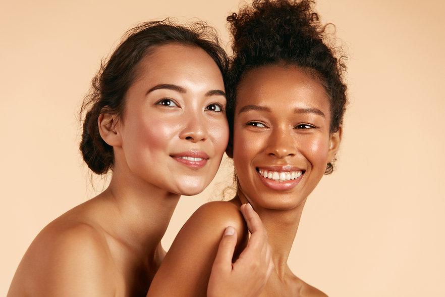 Natural Beauty Models