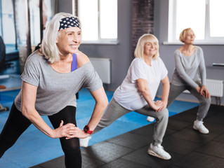 Benefits of Exercise for those with Osteoarthritis