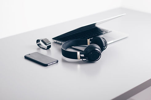 Tech Accessories-DJ Headphones-Headphones-Auriculares inalambricos bluetooth Parairdevacaciones