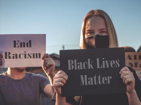Black History Month...Still Struggling.