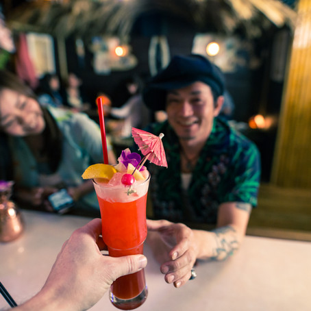 What your cocktail order says about you.