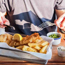 A Must On The Coast Fish & Chips