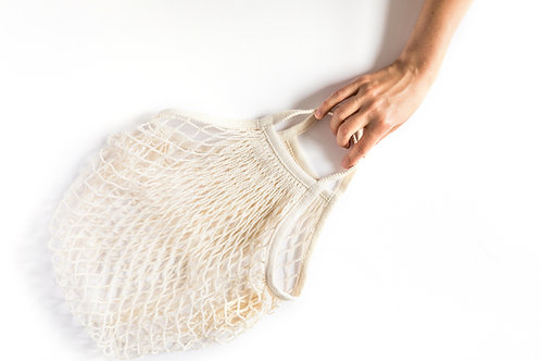 Long Handle String Bag