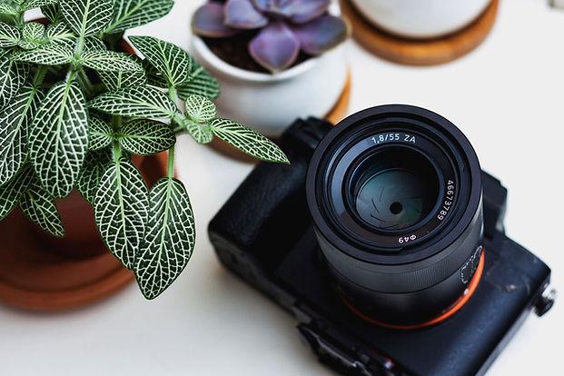 appareil photo professionnel