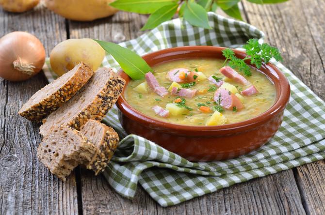 Θρεπτική κοτόσουπα, ιδανική για το κρυολόγημα