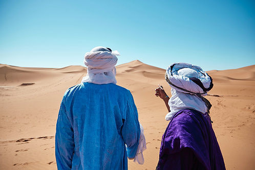 Marocco - le città dei reali e del Sahara