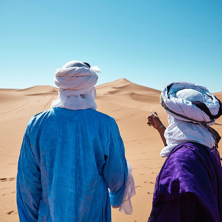 Morocco - the cities of royalty and the Sahara