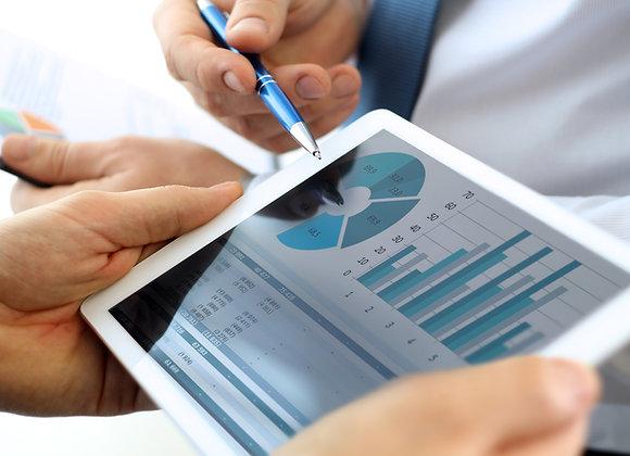 Учет доходов и расходов на предприятии с план-фактным анализом