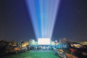 Diners, Drive-Ins & Outdoor Movie Nights