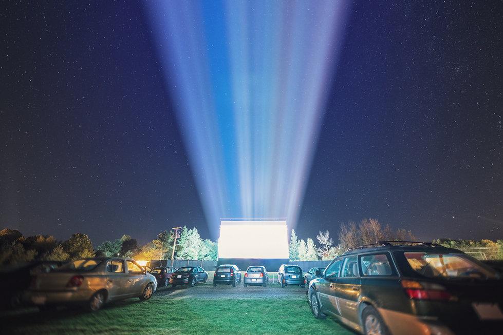 Lights on Screen