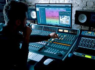 musique d'enregistrement
