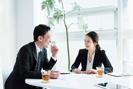 ビジネス会話