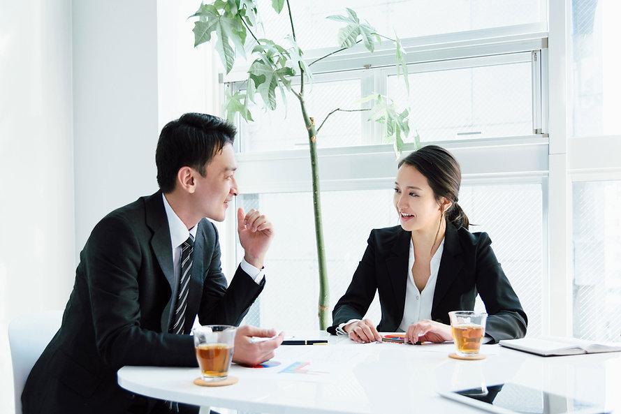 ビジネスミーティング