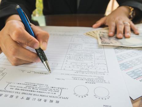 Der Steuerbericht bereitet dir folgende Punkte auf