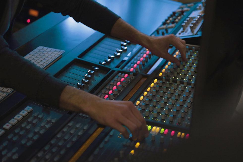 Fazendo música