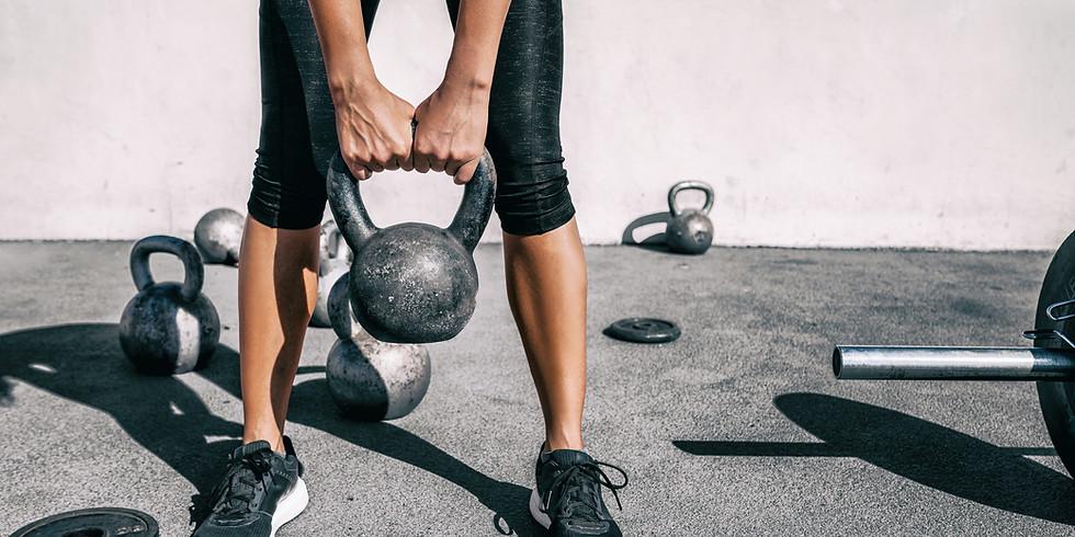 Strength Training - Sexy'ER Beast - Make Up Class