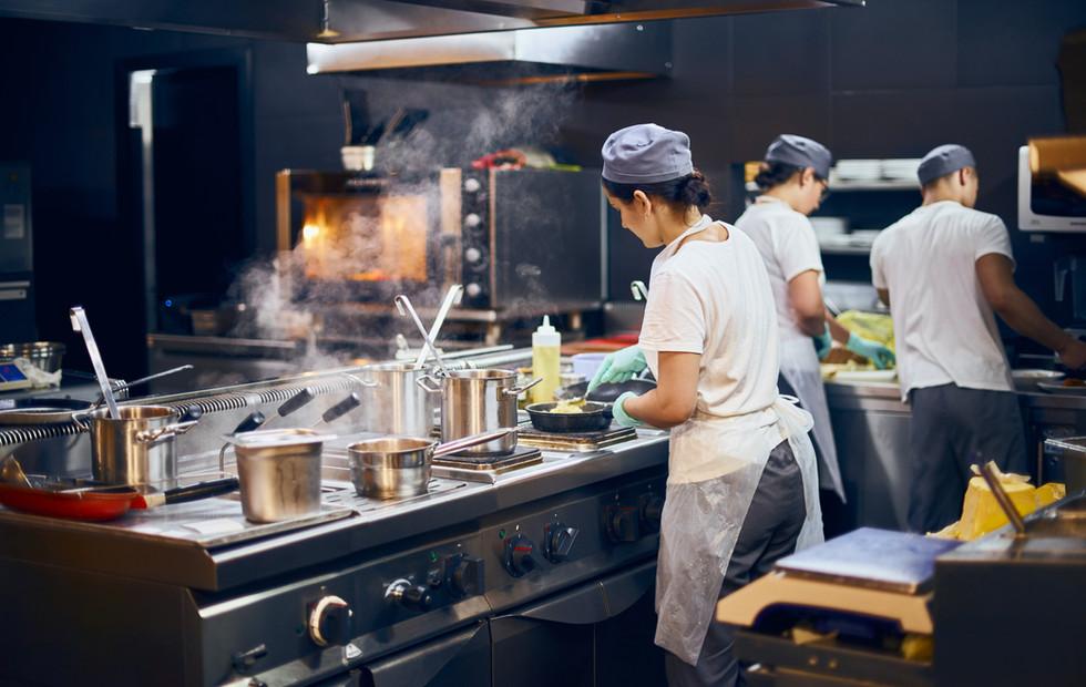 Restaurant Kitchens