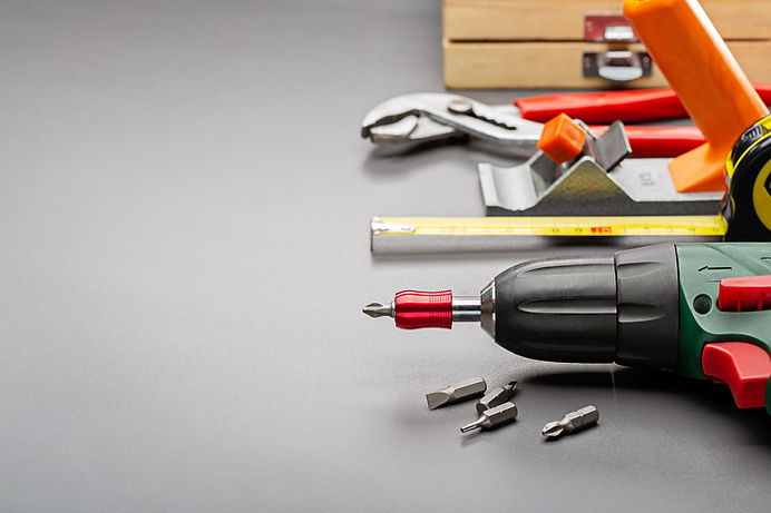 Ensemble d'outils