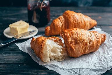 Ferske croissanter