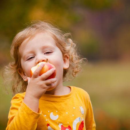 ¿Qué comen los niños cuando los adultos no están de acuerdo?