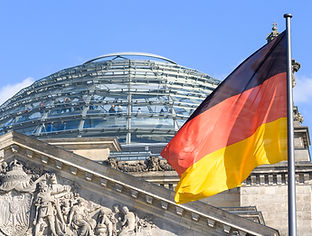 Reichstag Building in Germany