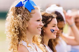 Friendly Cheerleaders