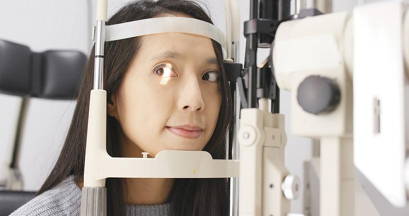 日野市 眼科検診