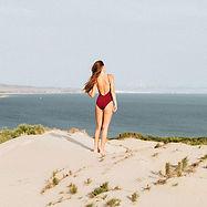 Laguna Lane | eco-friendly women's one piece swimsuits