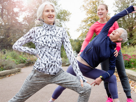 Workouts for Active Women in Midlife