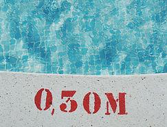 Profundidad de la piscina