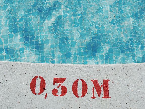 Pool Depth