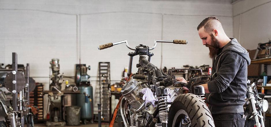 Mecanica Reparadora De Motocicletas
