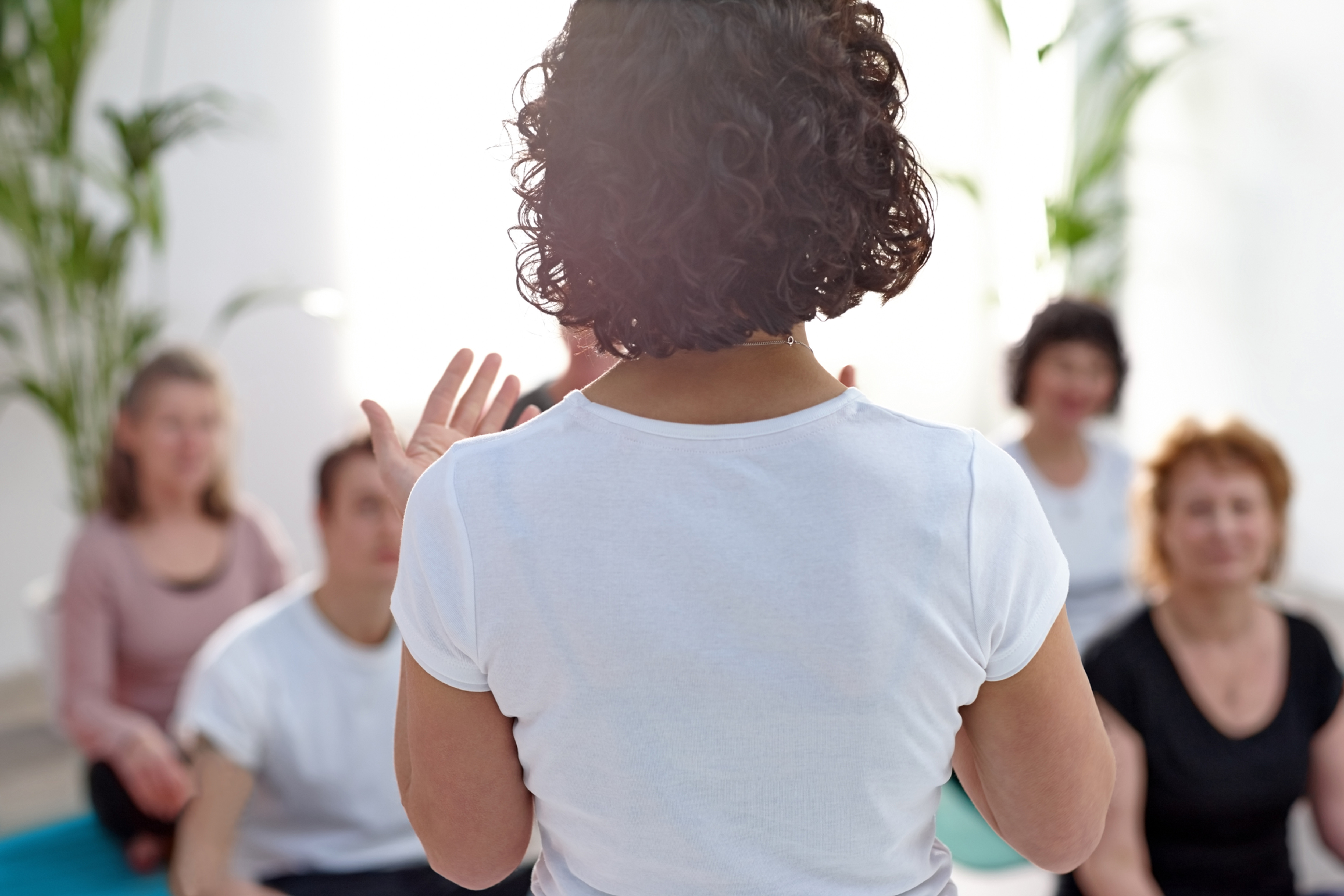 Life coaching sessie