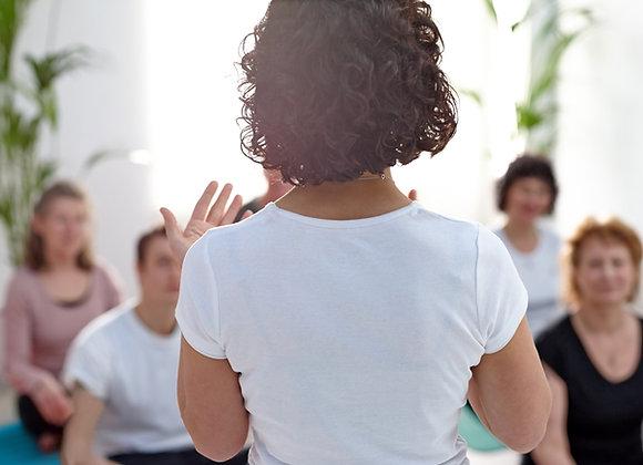 הרצאה -ידע וכלים לחיזוק הביטחון העצמי
