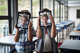 Tablet Portraits
