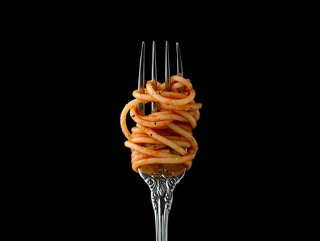 Fear of Pasta is a Real Thing.