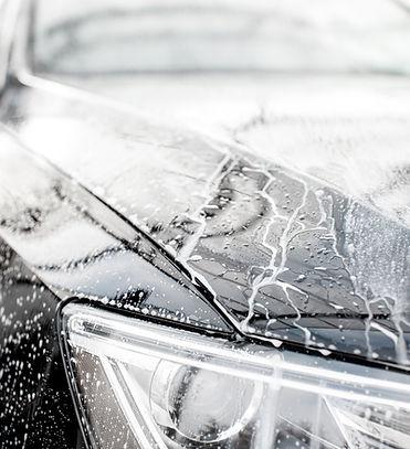 Wet Car
