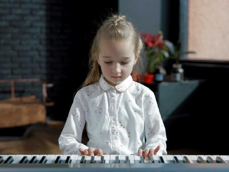♪小金井市ピアノ教室♪ピアノにおけるゴ-ルデンエイジとは!?②記憶力編
