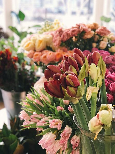 Unser Blumenangebot