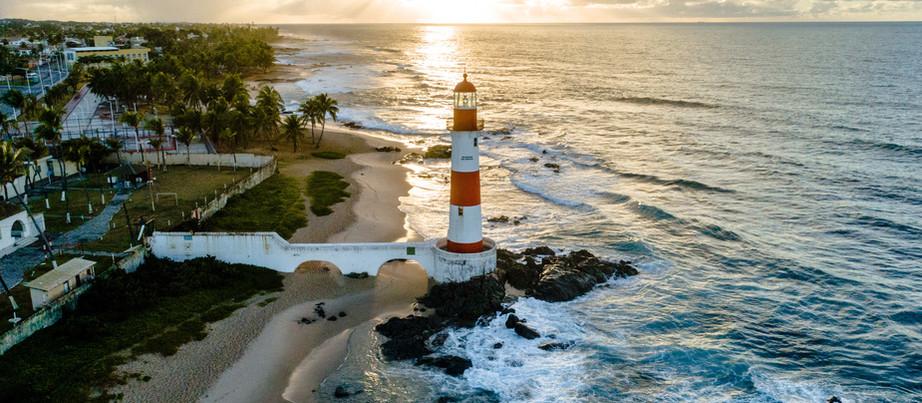 Turismo na Bahia cresce 33,7% e tem maior variação positiva.