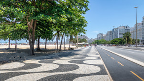 Conheça a história do calçadão de Copacabana