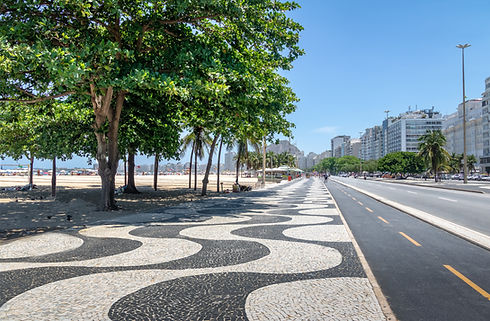 Large Sidewalk