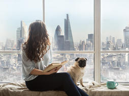 Reading To Your Dog