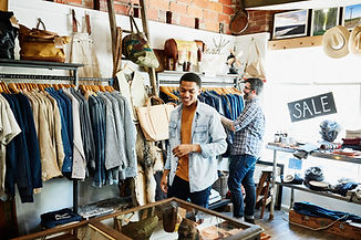 Mens Clothing Boutique