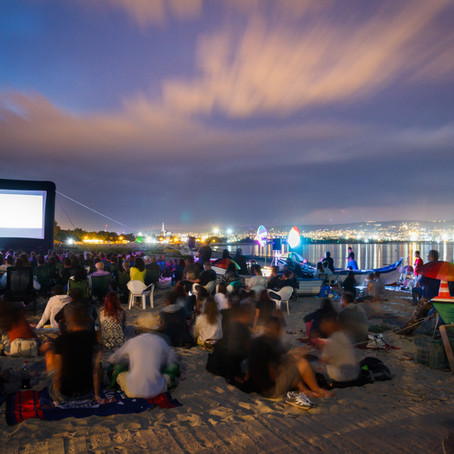 Free Outdoor Movie Night in Richmond: This Friday!