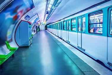 Station de métro parisien