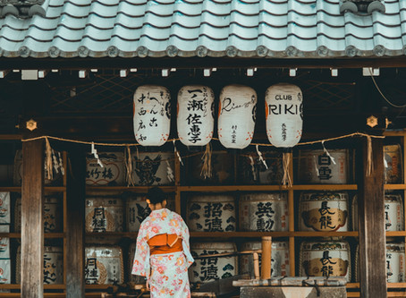 Japan for beginners: 5 things you must do