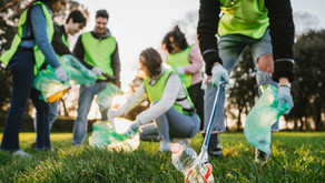 Join our annual village clean-up!