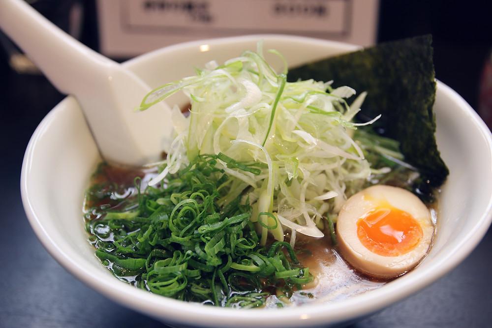 Une soupe originale et diététique